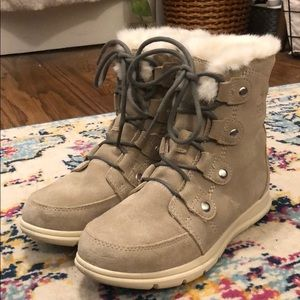 Sorel Explorer Joan Winter Boot